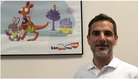 Benoit Kauffmann, Kangourou Kids Chalon sur Saône
